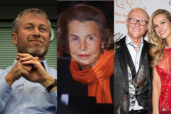 11 miliardari europei che non hanno studiato