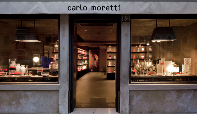 Nuovo monomarca Carlo Moretti
