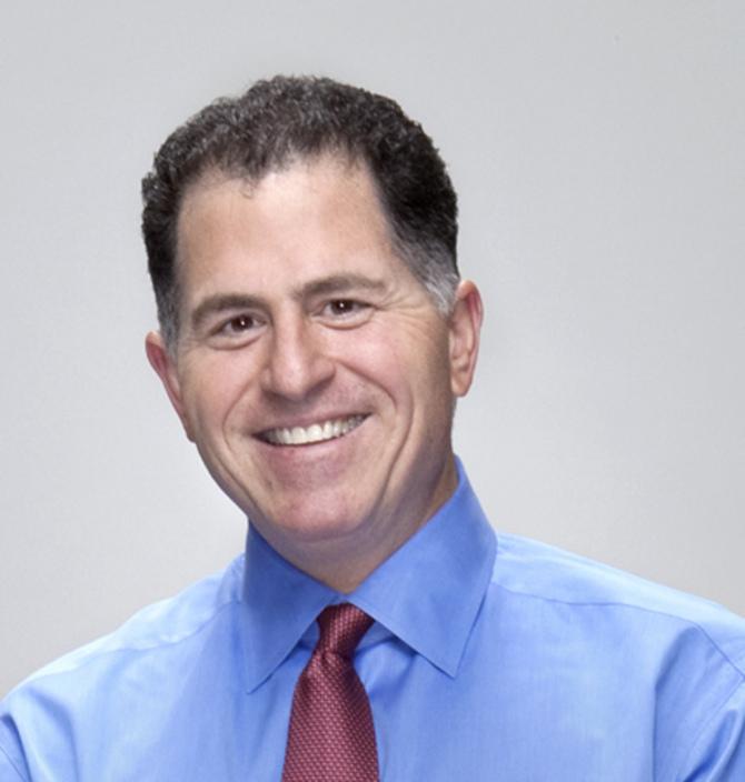 18 Michael Dell