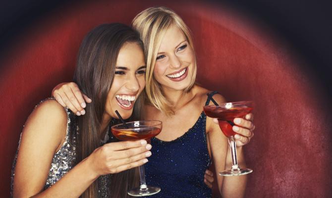 Ginger Martini, amiche, festa, party