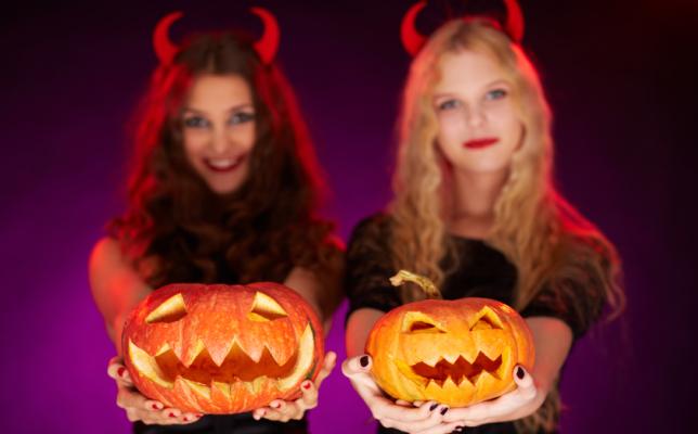 Look Halloween