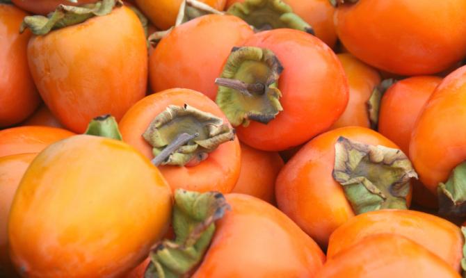 Kaki, l'autunno si fa dolce
