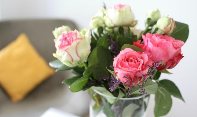 Trucchi per mantenere i fiori freschi