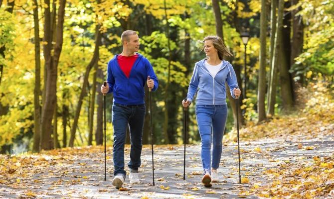 Nordic Walking all'italiana