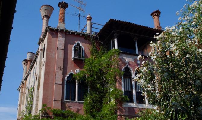 Casa maledetta Venezia