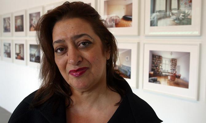 Zaha Hadid, medaglia d'oro condita di polemica