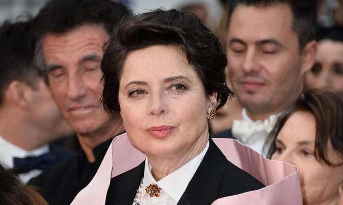Isabella Rossellini omaggia la madre Ingrid Bergman