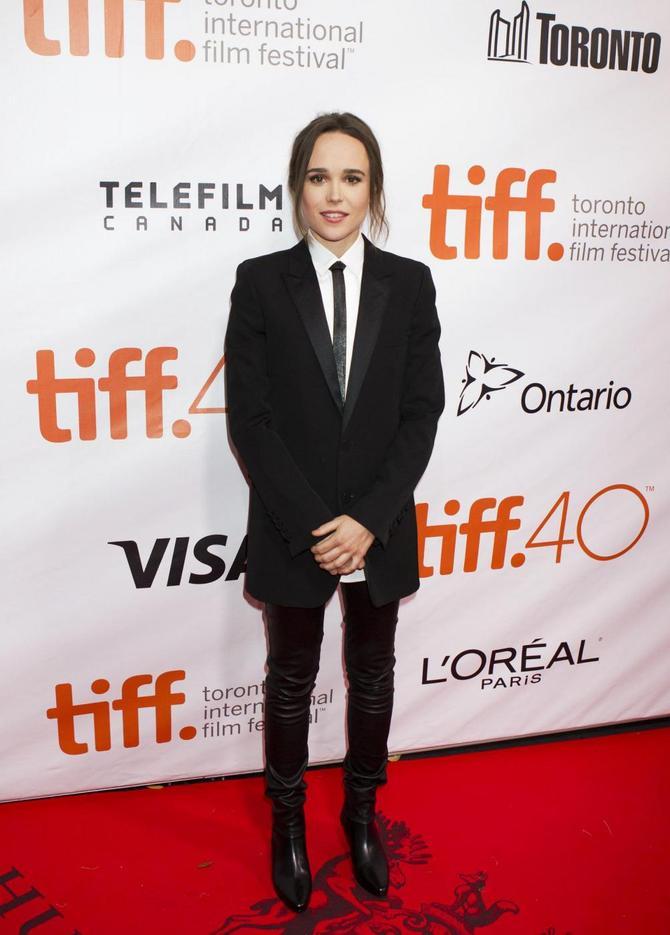 Ellen Page: la donna e l'attrice icona gay