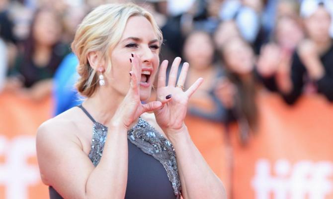 Kate Winslet: 40 anni da outsider