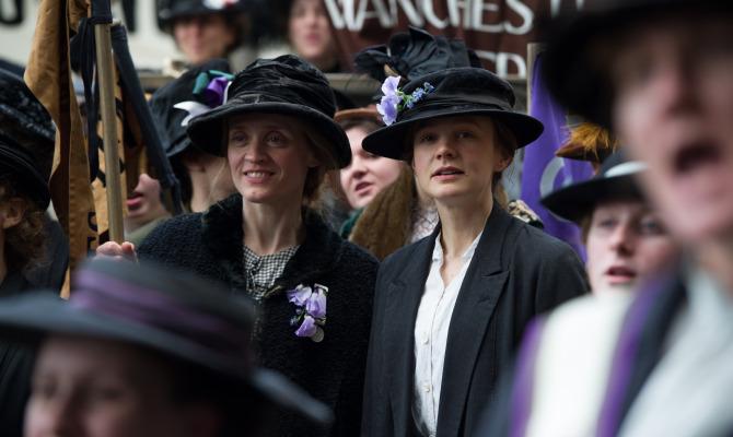 Suffragette, le donne, i diritti, il cinema