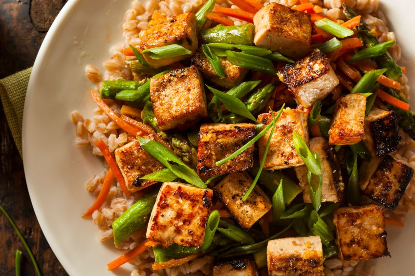 Mangiare senza carne: ecco 12 consigli