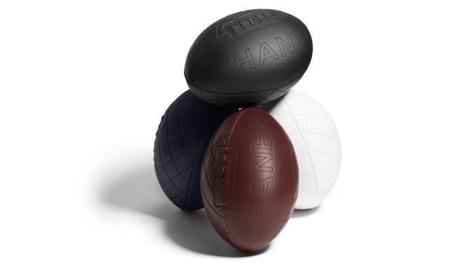 Chanel palle da rugby