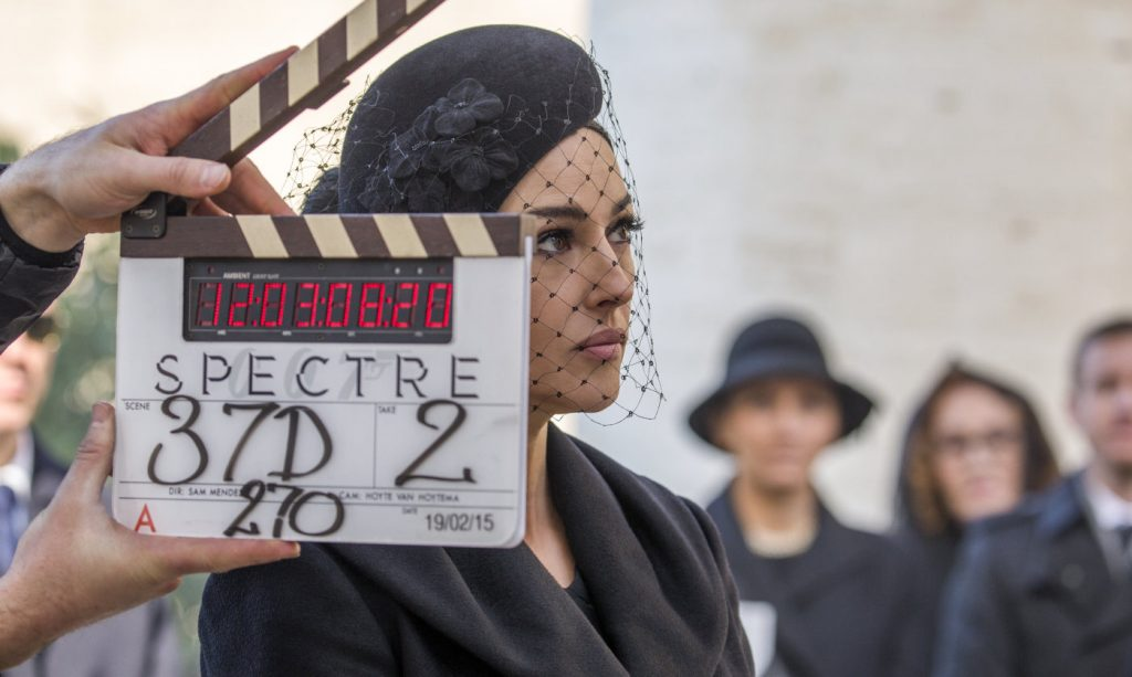 Monica Bellucci: 10 volti di una Bond Lady