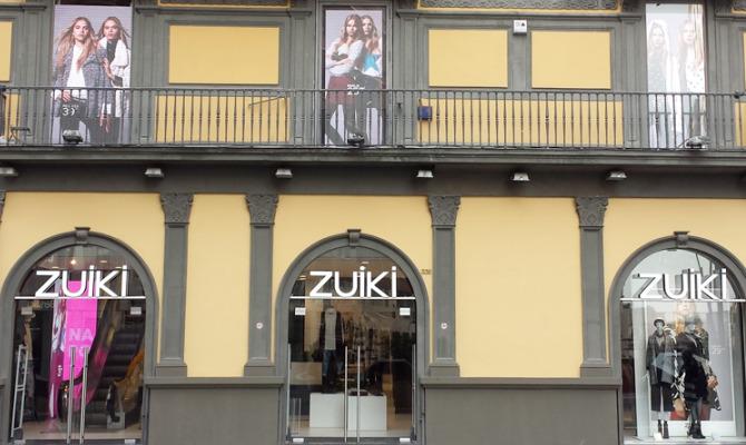Zuiki: arriva un altro flagship store a Napoli