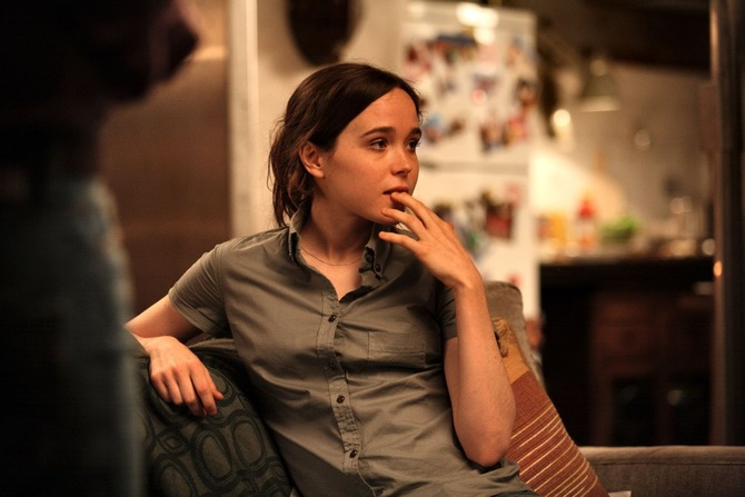 Ellen Page in To Rome with Love (2012)