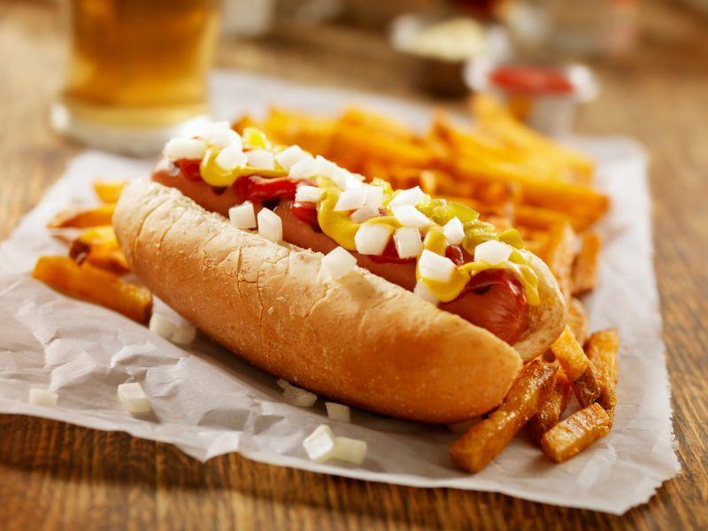 Hot dog danesi
