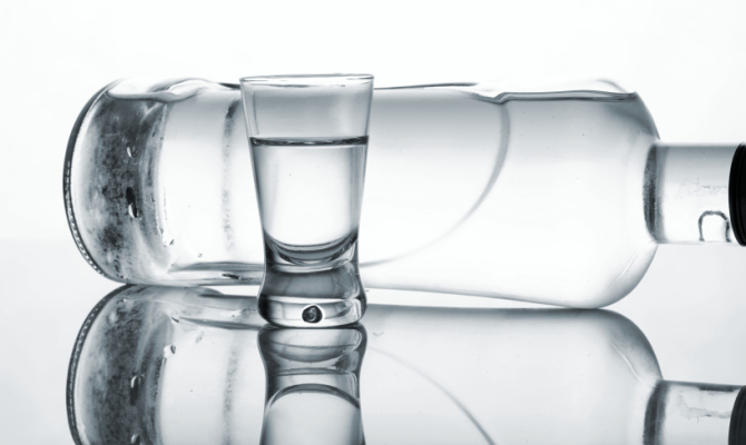 Vodka: usi insoliti per la casa