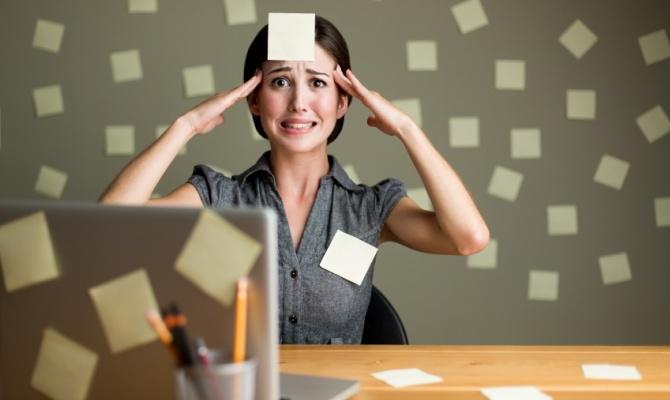 """Lo stress provoca """"bruttezza"""""""