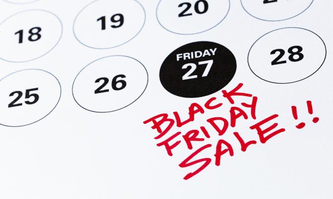 Perché lo chiamano black Friday?