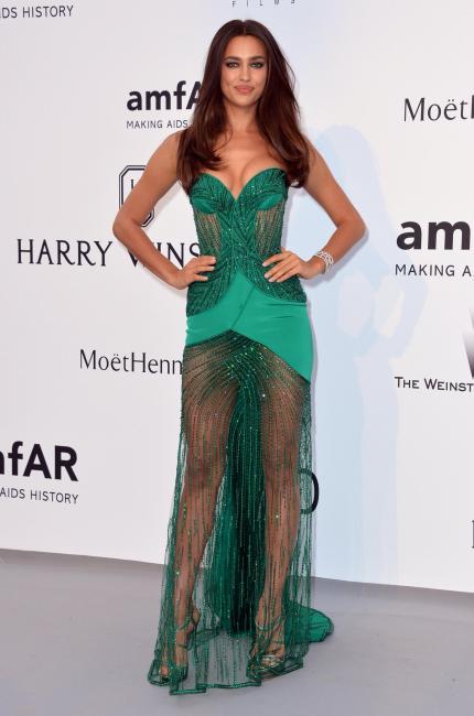 Irina Shayk, icona glamour