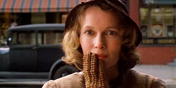 Mia Farrow - La rosa purpurea del Cairo (1985)