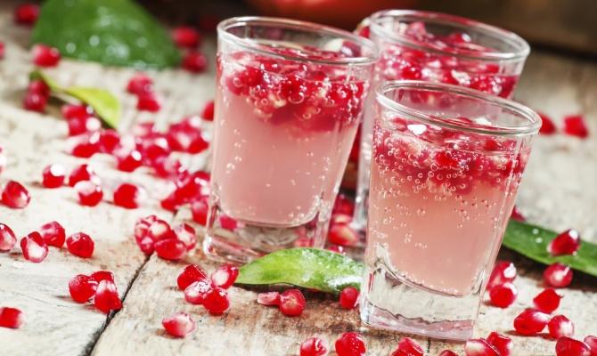 Cocktail al Melograno