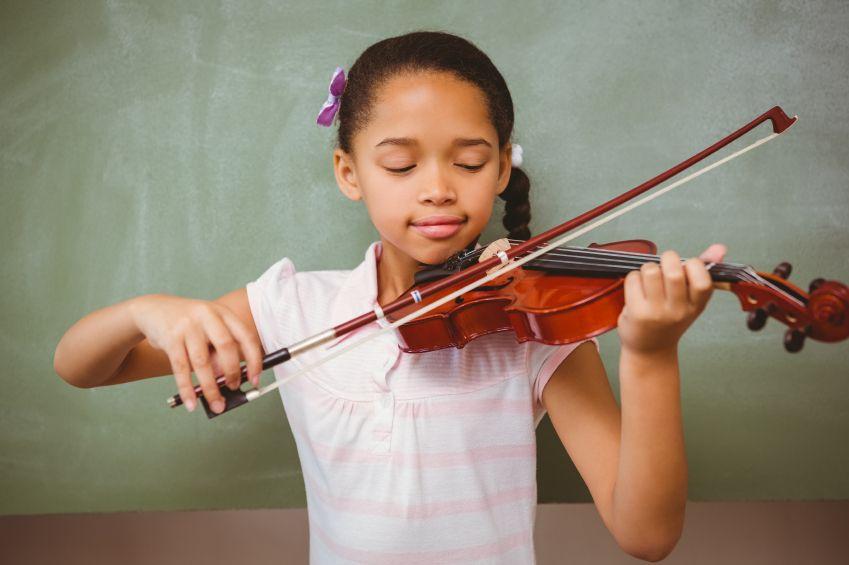 Prendere lezioni di musica