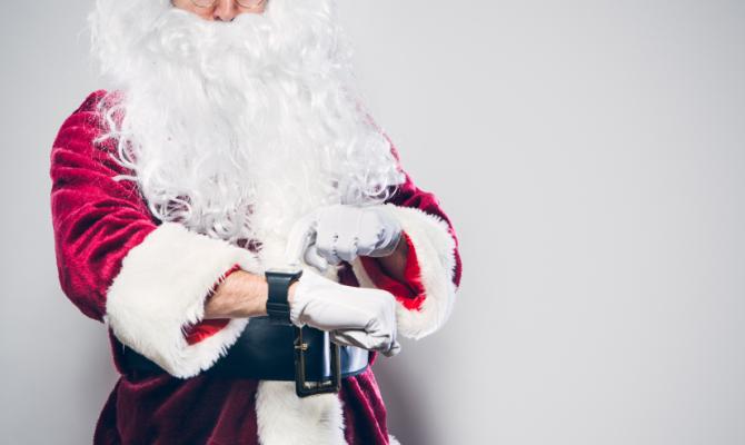 Orologi: è tempo di vestirsi per le feste