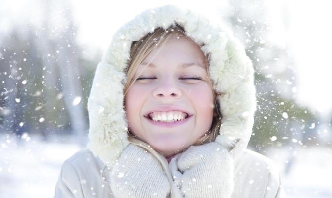 La Neve ci rende felici