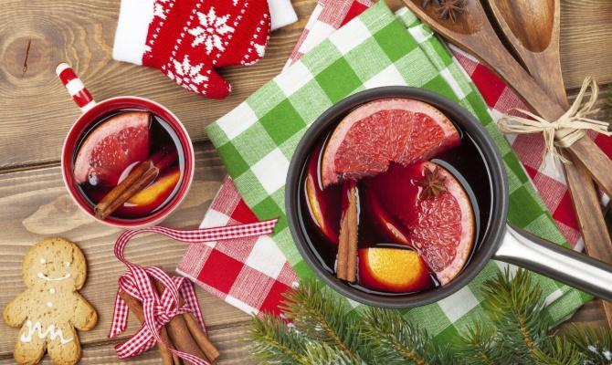 Punch, il sapore del Natale