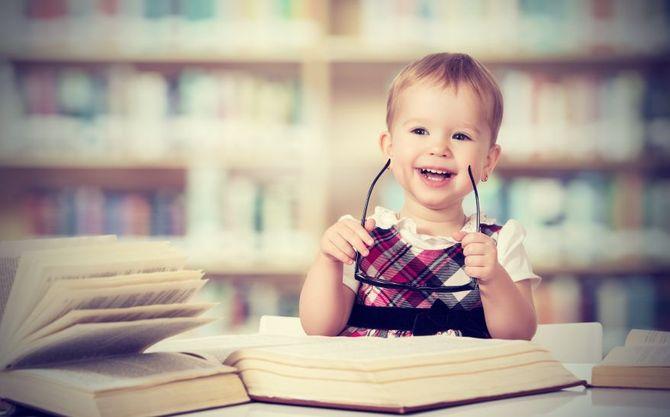Avere imparato a leggere presto