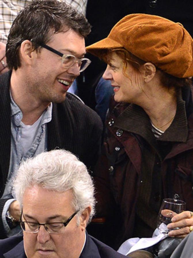 Susan Sarandon e Jonathan Bricklin