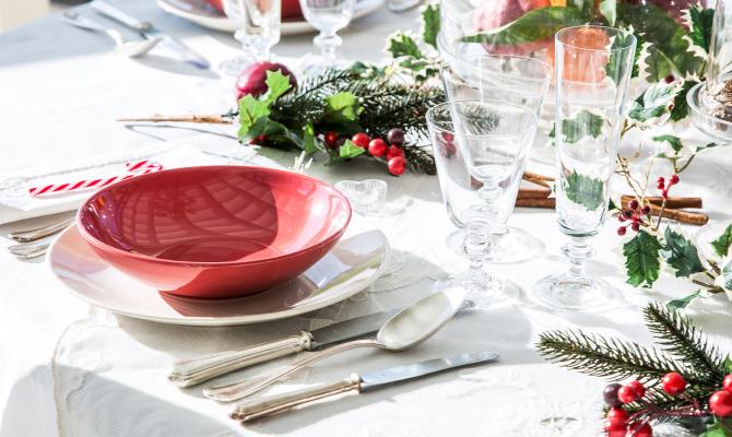 Decor a tavola: i consigli per Capodanno