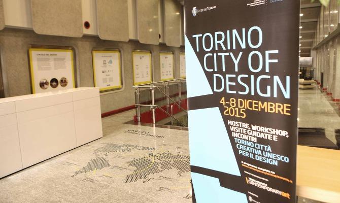Torino capitale del design