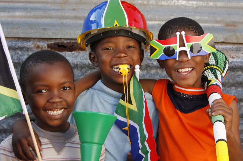 5 Sud Africa