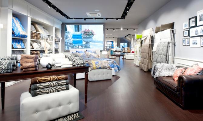 Caleffi: apre lo showroom al The Mall Luxury Outlet