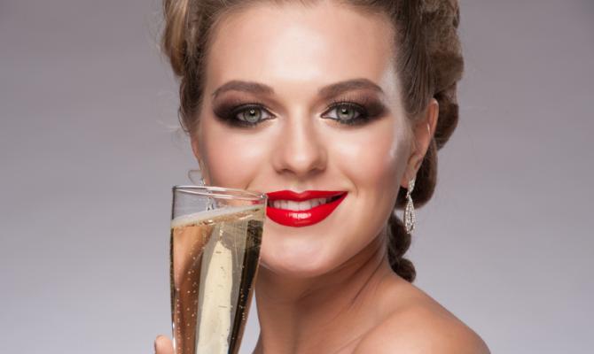 Make up di Capodanno