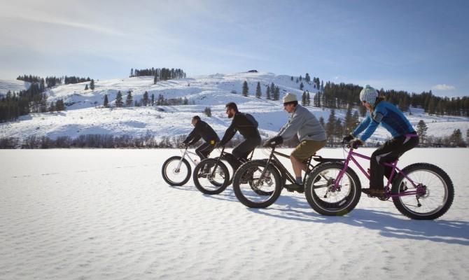 La Fat Bike impazza sulle Alpi