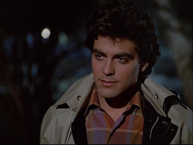 George Clooney - La signora in giallo