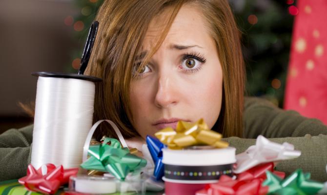 Come sopravvivere allo stress delle feste