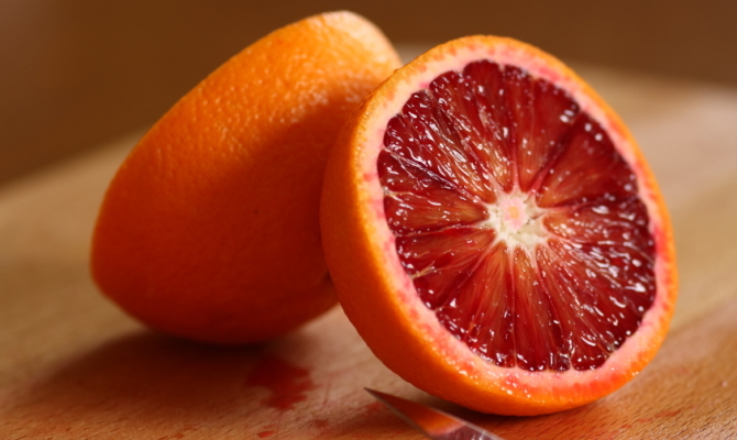 Arance rosse, nettare della salute