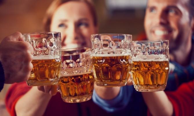 Il brindisi? Fatelo con una birra!