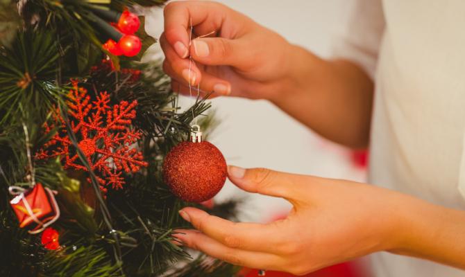 Fare l'albero di Natale