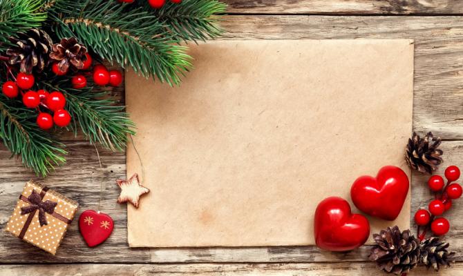 Cartoline Di Auguri Di Natale.Biglietti Di Auguri 3 Idee Originali Www Stile It