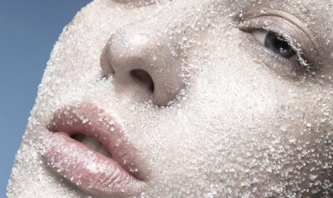 Zucchero, un veleno? Non per la pelle