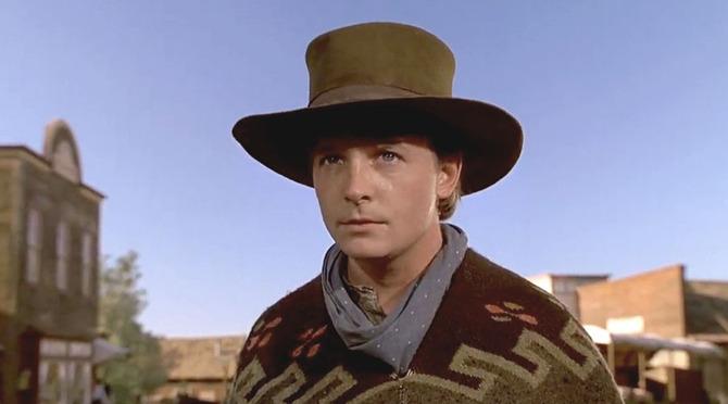 Michael J. Fox è Marty McFly con dodici anni in più