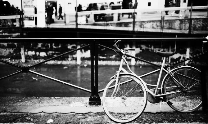 Naviglio Martesana, pedalando in città