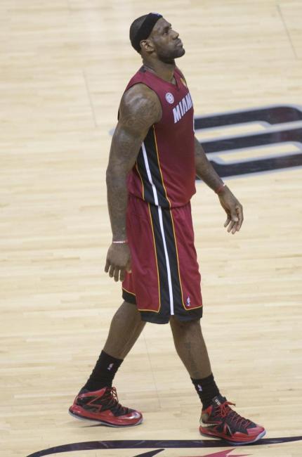 LeBron, lo sportivo più trendy