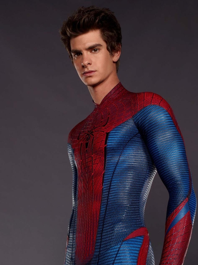 Andrew Garfield, Spider-Man con dieci anni in più