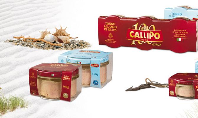 Prodotti tonno Callipo